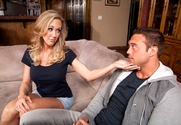 Brandi Love & Rocco Reed in My Friends Hot Mom - Sex Position 1