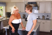Dana Hayes & Danny Wylde in My Friends Hot Mom - Sex Position 1