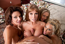 Watch Darla Crane, Deauxma, Holly Halston & Julia Ann porn videos