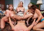 Darla Crane, Deauxma, Holly Halston & Julia Ann - Sex Position 2