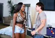 Diamond Jackson & Alan Stafford in My Friends Hot Mom - Sex Position 1