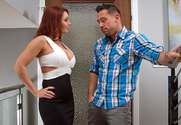 Janet Mason & Johnny Castle in My Friends Hot Mom - Sex Position 1