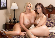 Syren De Mer, Karen Fisher & Bill Bailey in My Friends Hot Mom - Sex Position 1