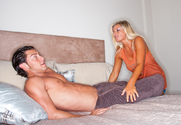 Kristal Summers & Seth Gamble in My Friends Hot Mom - Sex Position 1
