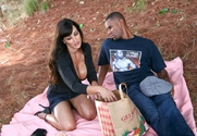 Lisa Ann & CJ Wright in My Friends Hot Mom - Sex Position 1