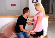 Maya Divine & Pike Nelson in My Friends Hot Mom - Sex Position 1