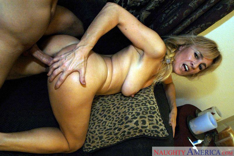 blonde Naughty sex mature america