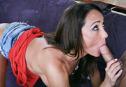 Michelle Lay & Chris Johnson in My Friend's Hot Mom sex pic