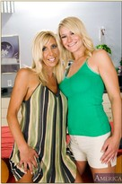 Misty Vonage & Juliana Jolene in My Friends Hot Mom - Centerfold
