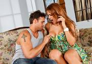 Monique Fuentes & Rocco Reed in My Friends Hot Mom - Sex Position 1