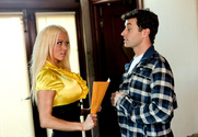 Nikita Von James & James Deen in My Friends Hot Mom - Sex Position 1