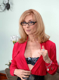 Nina Hartley & Jeremy in My Friends Hot Mom - Centerfold
