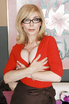 Nina Hartley & Alec Knight in My Friends Hot Mom - Centerfold