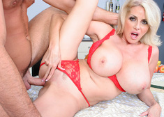 Penny Porsche & Charles Dera in My Friends Hot Mom - Centerfold