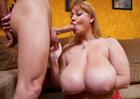 Samantha 38G - Blowjob