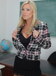 Amber Lynn & Jack Venice in My First Sex Teacher - Centerfold