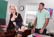 Ashley Fires & Tony Martinez in My First Sex Teacher