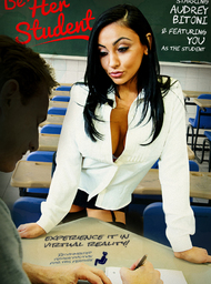 Audrey Bitoni & Ryan Mclane in My First Sex Teacher