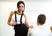 Audrey Bitoni & Xander Corvus in My First Sex Teacher sex pic