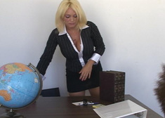& Charlee Chase in My First Sex Teacher - Centerfold
