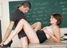 Charlie James & Jarod Diamond in My First Sex Teacher - Centerfold