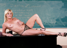 Ginger Lynn & Johnny Sins in My First Sex Teacher - Centerfold