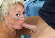 Dana Hayes in My First Sex Teacher story pic
