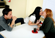 India Summer, Janet Mason & Alan Stafford in My First Sex Teacher - Sex Position 1