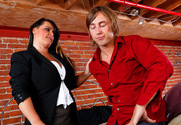 Indianna Jaymes & Chad Alva in My First Sex Teacher story pic