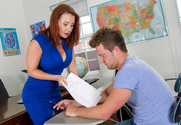 Janet Mason & Van Wylde in My First Sex Teacher - Sex Position 1