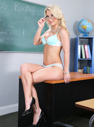 Laura Bentley & Tony D in My First Sex Teacher - Centerfold