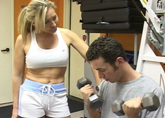 Lisa DeMarco & James Deen in My First Sex Teacher - Centerfold