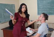 Mika Tan & John Espizedo in My First Sex Teacher - Sex Position 1