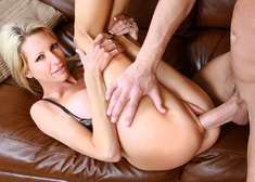 Emma Starr & Billy Glide in My First Sex Teacher - Centerfold