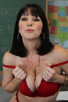 Rayveness & Dane Cross in My First Sex Teacher  - Centerfold