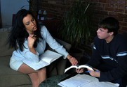 Angelica Sin & Trent Soluri in My First Sex Teacher story pic
