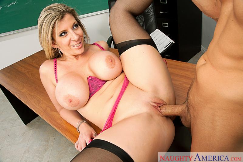 Porn star Sara Jay fucking hard