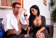Sienna West & Dane Cross in My First Sex Teacher story pic