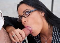 Vanilla DeVille & Dane Cross in My First Sex Teacher - Centerfold