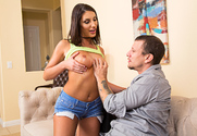 August Ames & Mr. Pete in My Girlfriend's Busty Friend