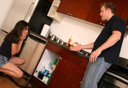 Thea Marie & Seth Dickens in My Naughty Latin Maid