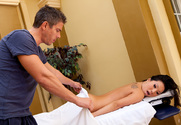 Asa Akira & Mick Blue in My Naughty Massage