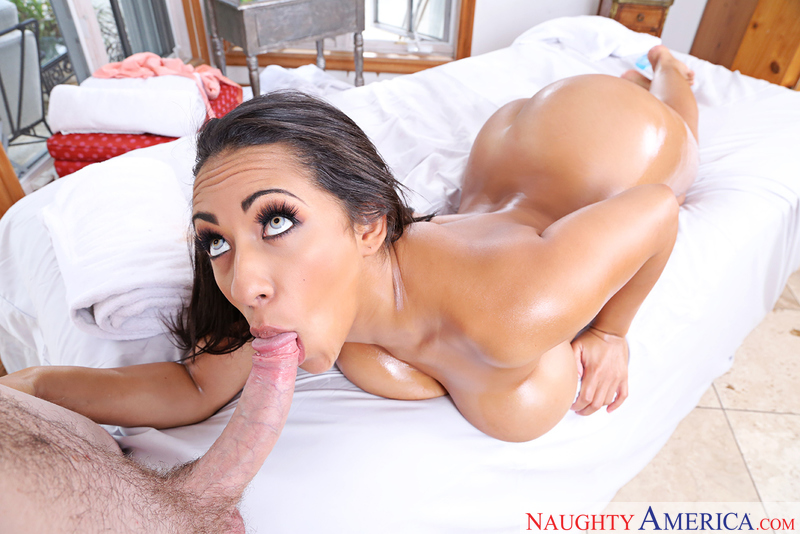 Priya Price - My Naughty Massage - Naughty America