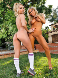 Tasha Reign, Aaliyah Love & Tyler Nixon in My Sisters Hot Friend - Centerfold