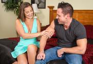 Dani Daniels & Johnny Castle in My Sisters Hot Friend - Sex Position 1