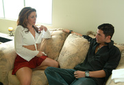 Isabella Soprano & Kris Slater in My Sisters Hot Friend - Sex Position 1