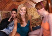 Jessie Rogers & Bruce Venture in My Sister's Hot Friend