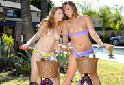 Marie McCray, Maddy O'Reilly & Danny Mountain in My Sisters Hot Friend - Sex Position 1