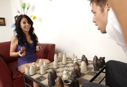 Madelyn Monroe & Johnny Castle in My Sister's Hot Friend
