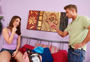 Remy LaCroix & Bill Bailey in My Sisters Hot Friend - Sex Position 1